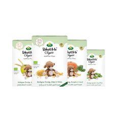 [重庆保税区]Arla Baby&Me Organic fuldkornsgrod med. 阿拉米粉 210g