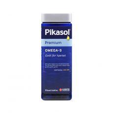 [丹麦]Pikasol Premium 140 stk. 丹麦Pikasol高浓缩深海鱼油140粒