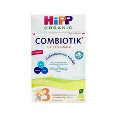 [丹麦包邮包税]NEW! Hipp 3 500g 丹麦喜宝有机益生菌奶粉3段500克*6