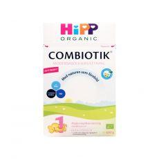[保税区]Hipp Combiotik 1 Modersmjölksers Från 0 Månader 瑞典喜宝有机益生菌1段0-6个月 600g