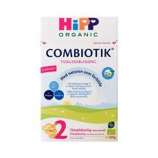 [丹麦]Hipp Combiotik 2 500g 丹麦喜宝有机益生菌奶粉2段500克