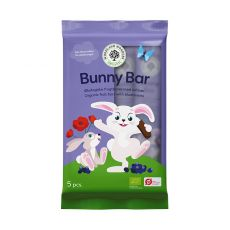 [丹麦]Woodland Wonder BUNNY Bar WW有机水果条5*20g