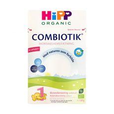 [丹麦]Hipp Combiotik 1 500g 丹麦喜宝有机益生菌奶粉1段500克  1盒  6盒组合