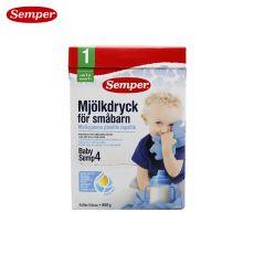 [保税区]瑞典森宝婴儿配方奶粉4段800克. Semper Baby Semp 4 800g